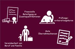 Vorteile Ausbildung Steuerfachangestellte
