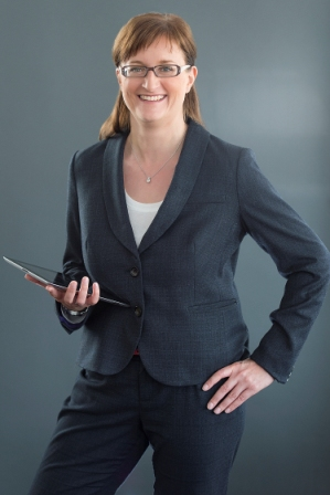 Steuerberaterin Sandra Harnisch