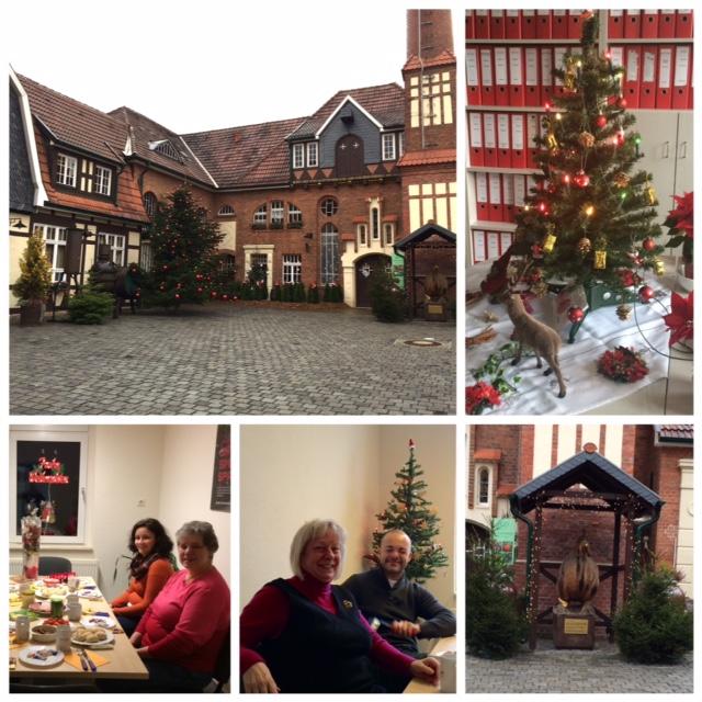 Jahresrückblick: Weihnachtsmarkt Nordhausen und weihnachtliche Stimmung in Eisleben