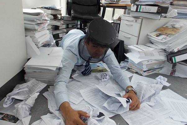 Papierloses Büro – verzetteln unmöglich?